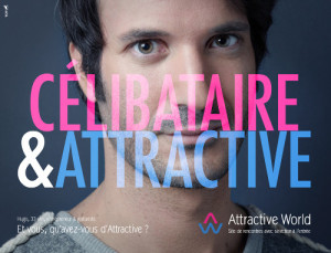 celibataire exigeants attractive world